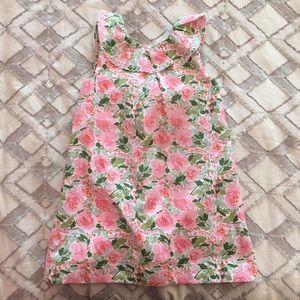 MudPie Petite Petals Collection Floral Print Dress